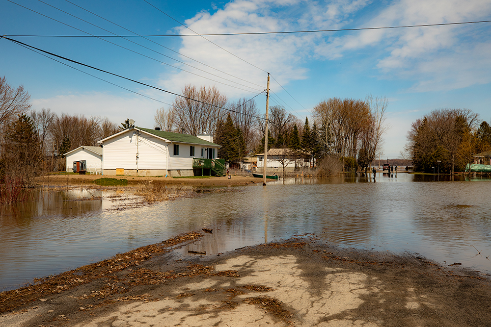 Inondation : les citoyens invités à se préparer