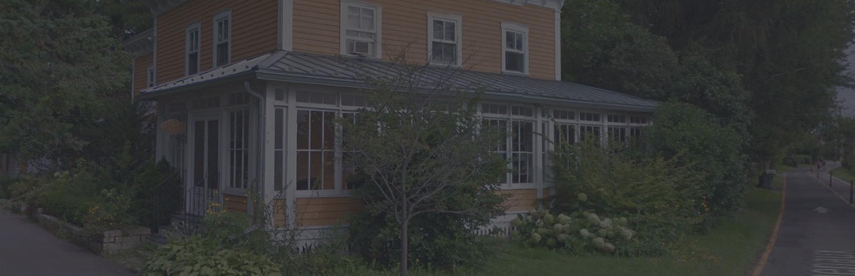 Fin de la rumeur concernant la maison de Lionel Groulx: elle ne sera pas démolie