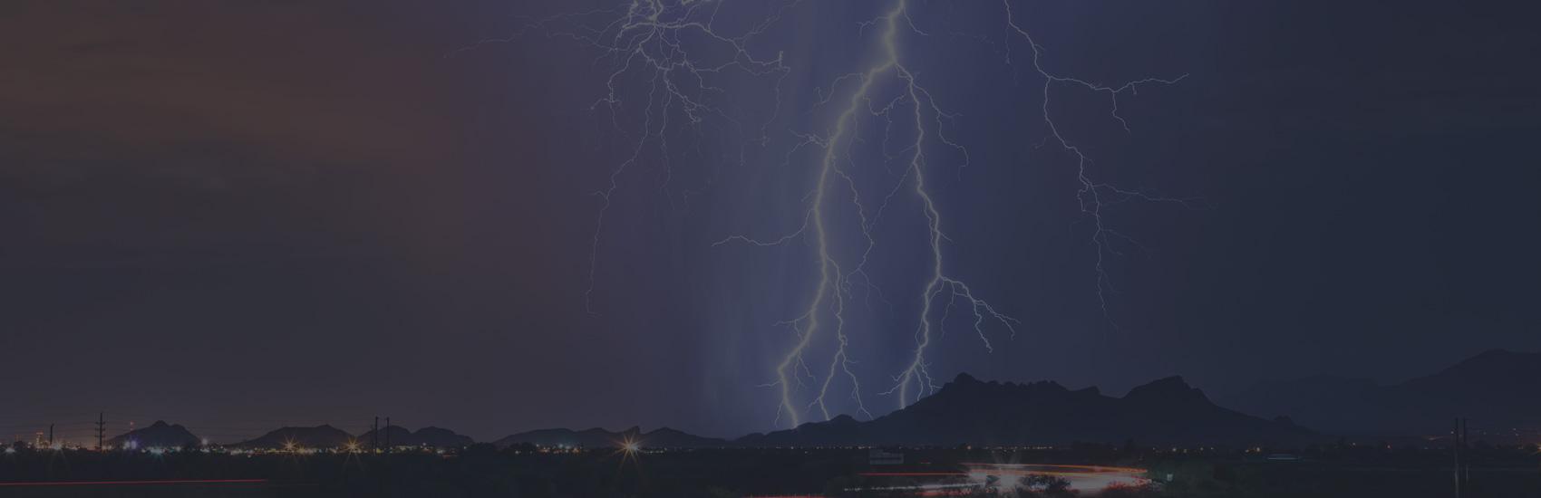 Veille de tornade possible pour Vaudreuil-Soulanges