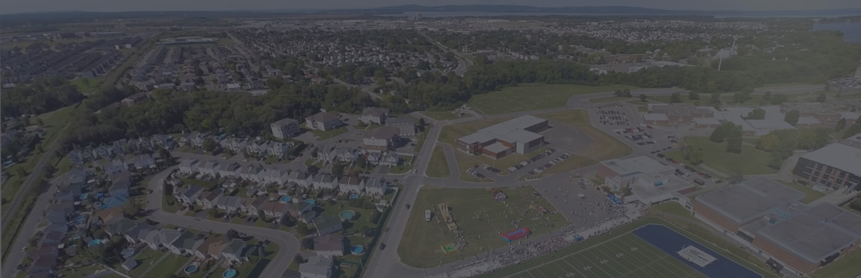 Avis de vols de drones à Vaudreuil-Dorion