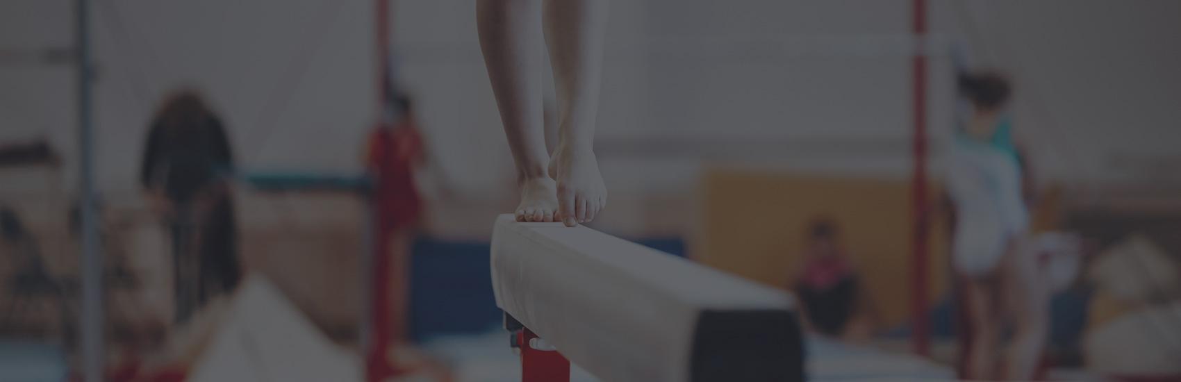 Les gymnastes et les chearleaders de Gymini se distinguent